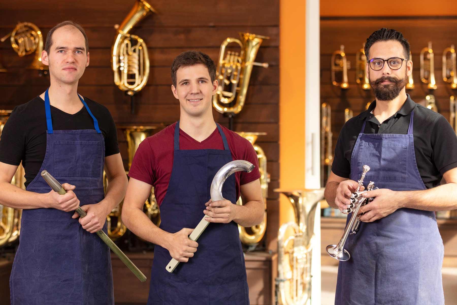 Vogt instruments Beratung Team