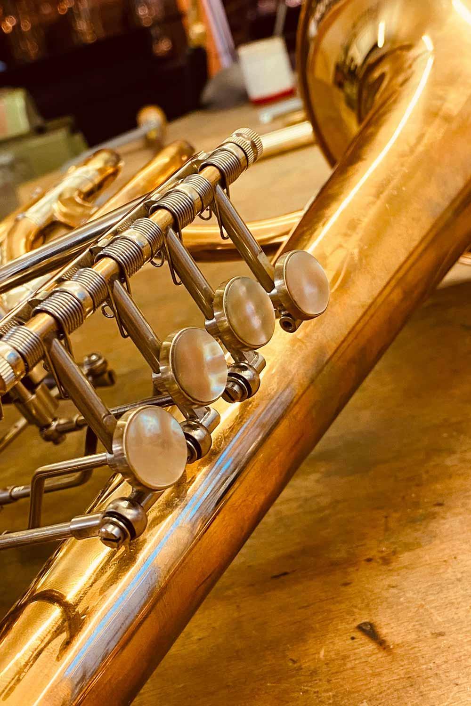 Flügelhorn Unikat Neubau Vogt instruments