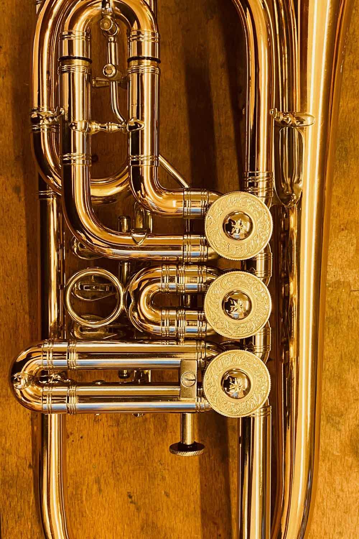 Tompete Neubau Vogt instruments Leipzig