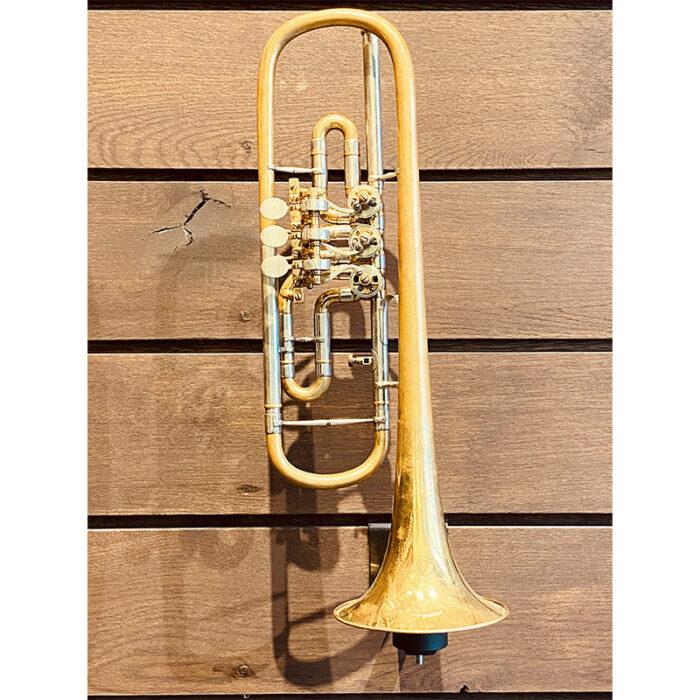 Konzerttrompete-aus-Markneukirchen-ohne-Gravur-B-Trompete