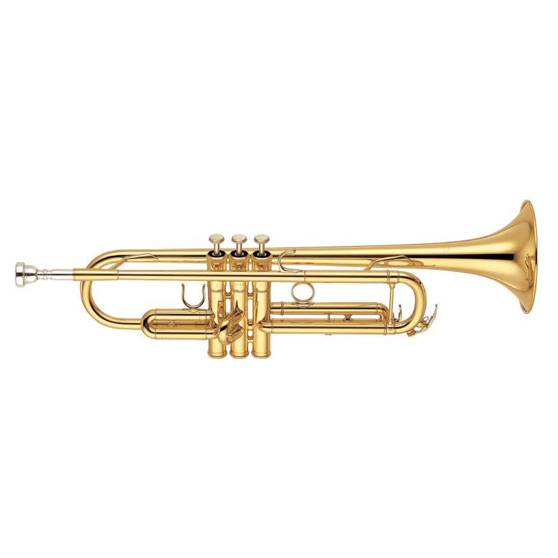 Yamaha-YTR-6345-G-B-Trompete