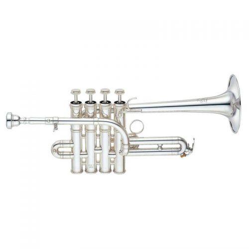 Yamaha-YTR-9835-Piccolo-Trompete